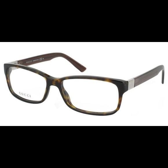 Gucci GG1634 glasses in Tortoise Brown